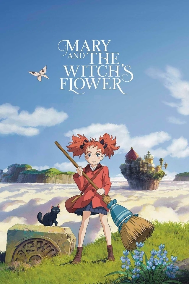 Mary and the Witch's Flower (SUB) - Dendy Cinemas